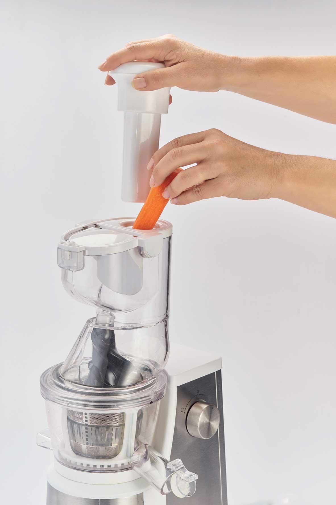 Cucina Slow Juicer Review : Centrika Slow Juicer Metal - Un occasione al giorno Piccoli elettrodomestici