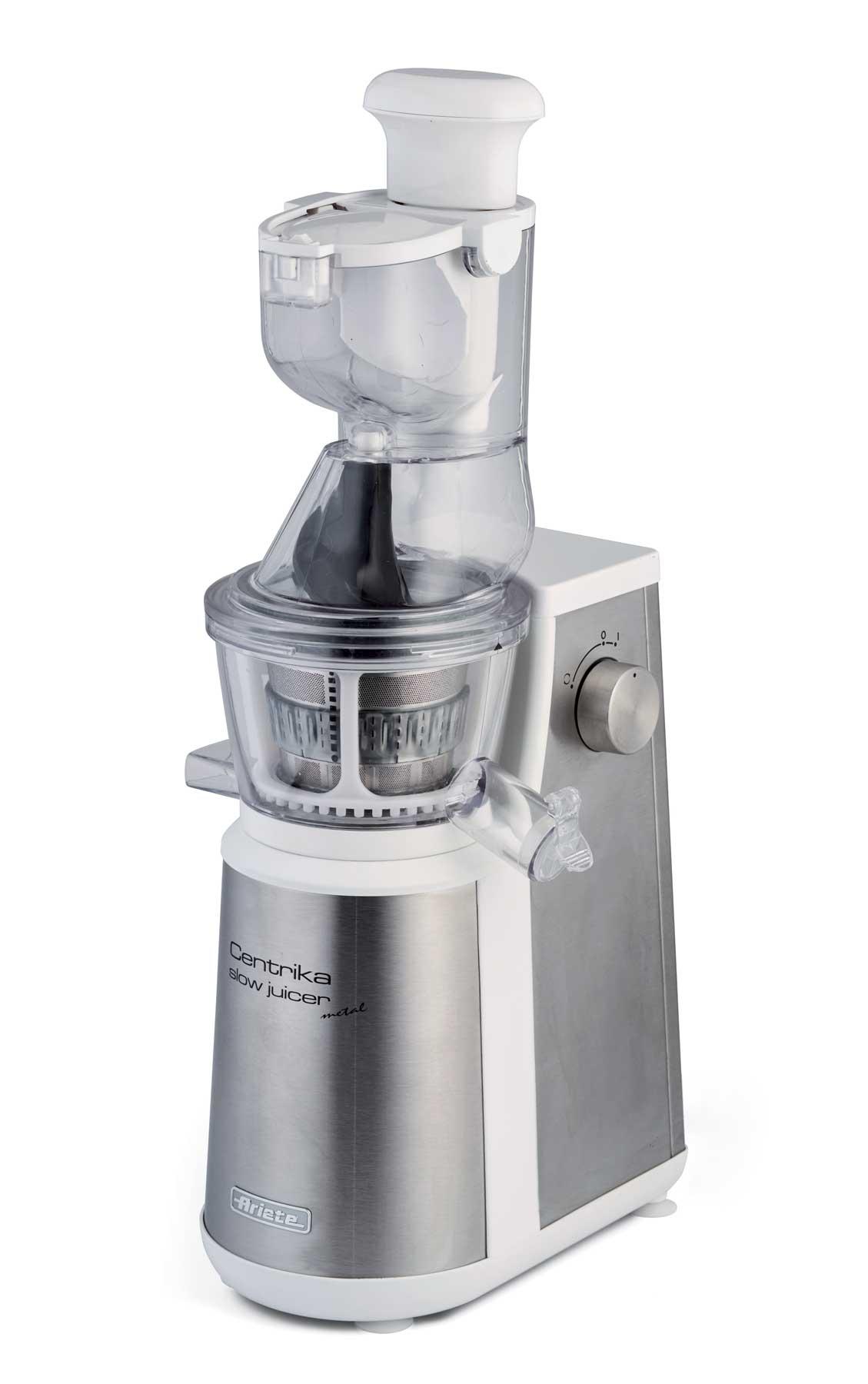 Centrika Slow Juicer Metal - Un occasione al giorno Piccoli elettrodomestici